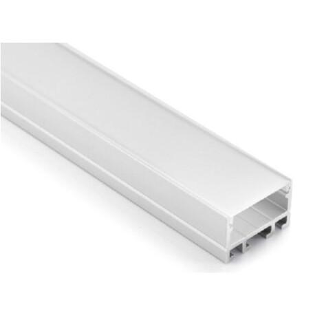 LED profiili C013 pilt
