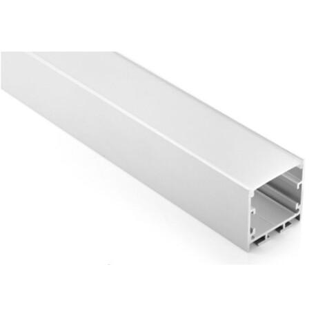 End cap for LED profile A020