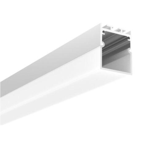 End cap for LED profile A027