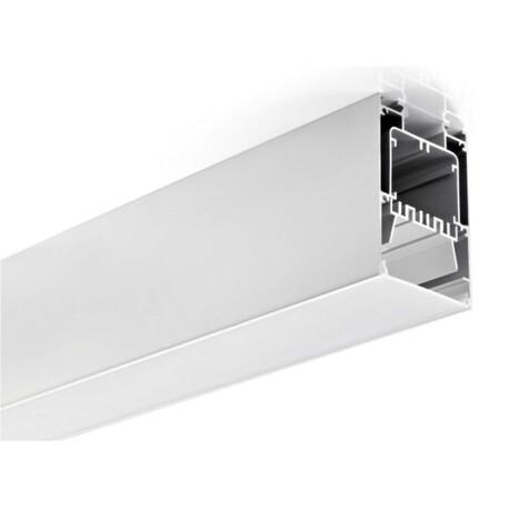 End cap for LED profile A006