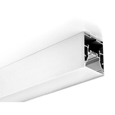 End cap for LED profile A008