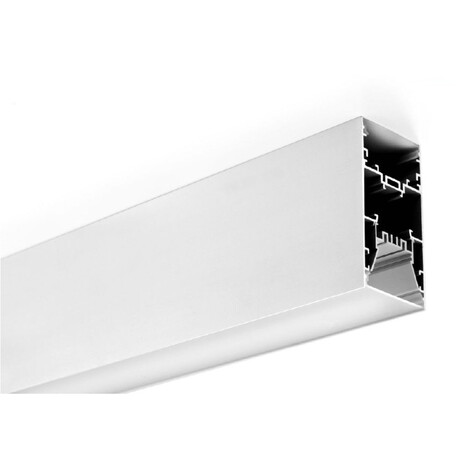 End cap for LED profile A012