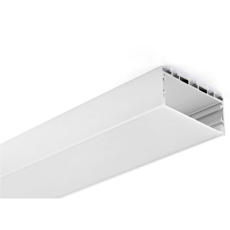 End cap for LED profile A016