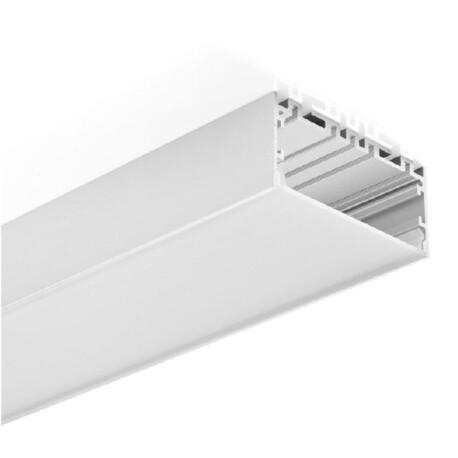End cap for LED profile A018