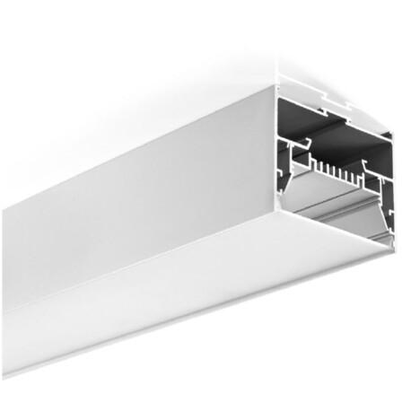 End cap for LED profile A064