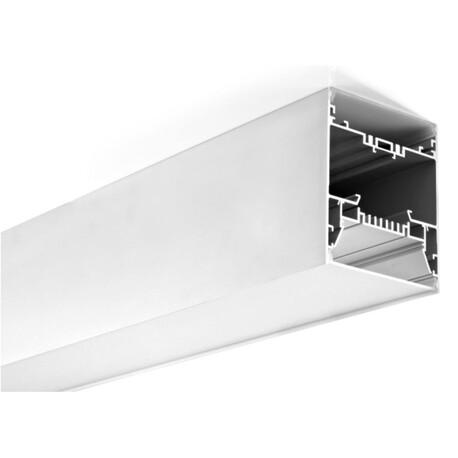 End cap for LED profile A068