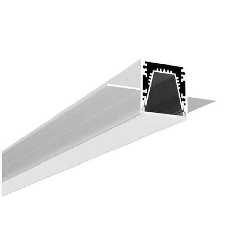 LED profiili F034 pilt