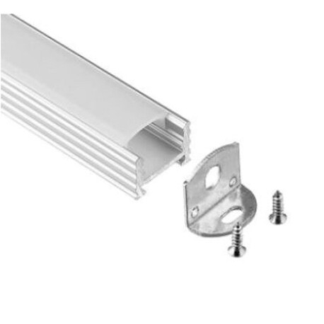 End cap for LED profile A045