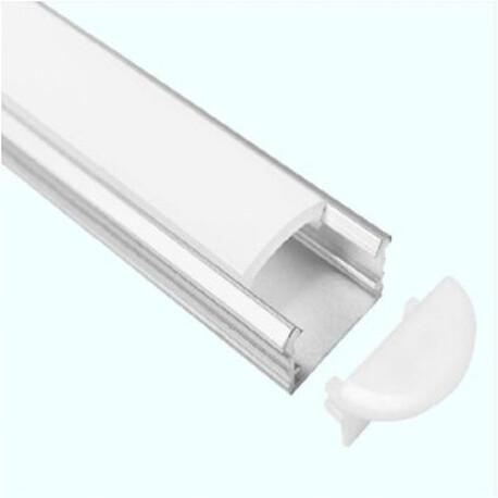 End cap for LED profile B010