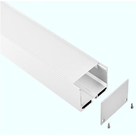 LED profiili C090 otsakate