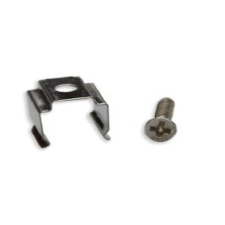 LED profile A008 fixing clip