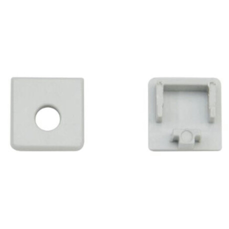 LED profile A016 end cap