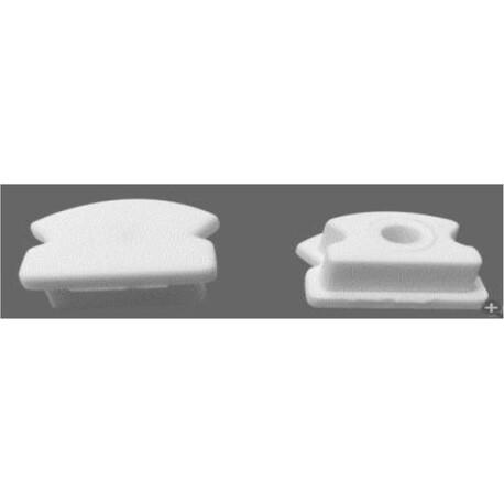 LED profile A018 end cap