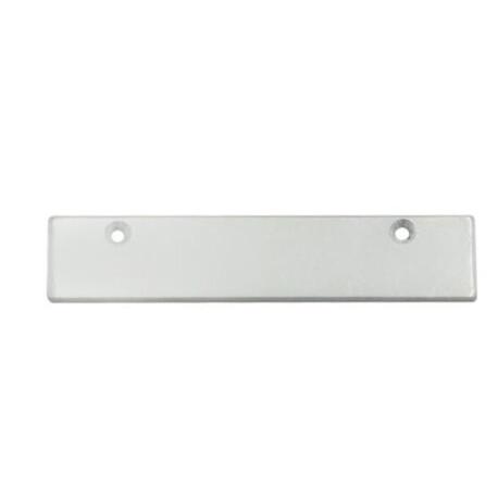 End cap for LED profile A032