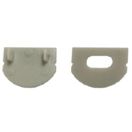 LED profile A034 end cap
