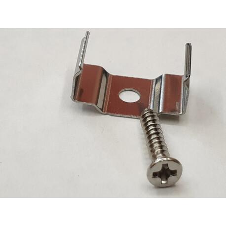 LED profiili A034 kinnitusklamber, metall