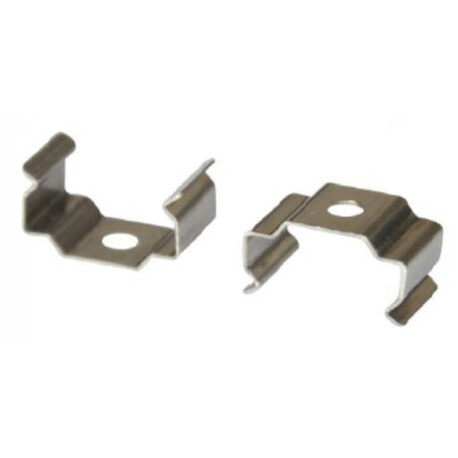 Fixing clip for LED profile A035