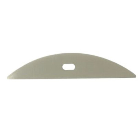 End cap for LED profile A117