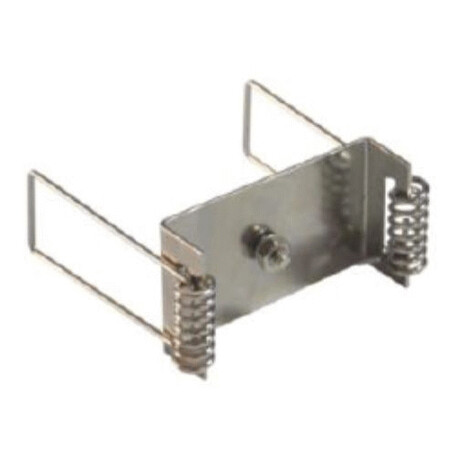 Fixing clip for LED profile B059