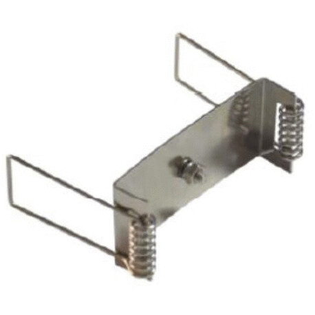 Fixing clip for LED profile B074