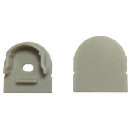 End cap for LED profile A010