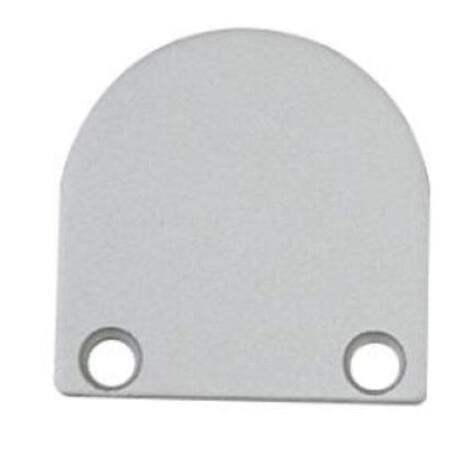 End cap for LED profile C017