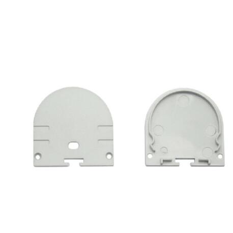 End cap for LED profile C064