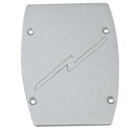 End cap for LED profile C095