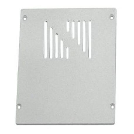 End cap for LED profile C123