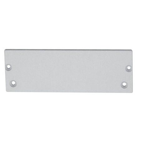 End cap for LED profile C135