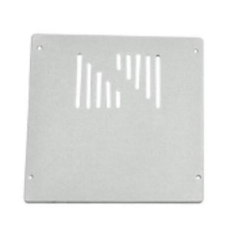 End cap for LED profile A069