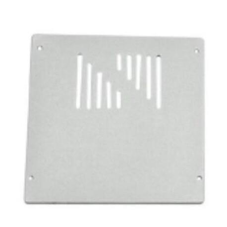 End cap for LED profile C138