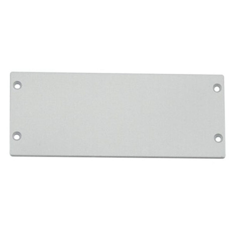End cap for LED profile C143