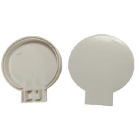 End cap for LED profile C149