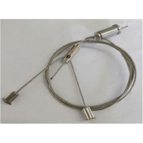 Steel wire for LED profile C156