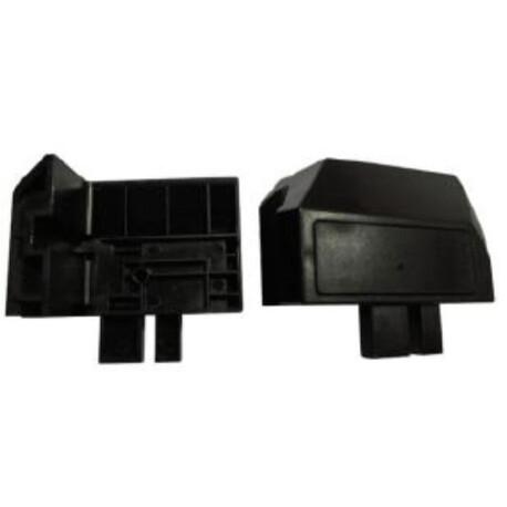 End cap for LED profile E006