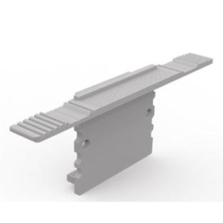 End cap for LED profile F041