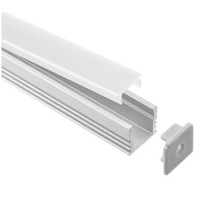 LED profile A029 end cap