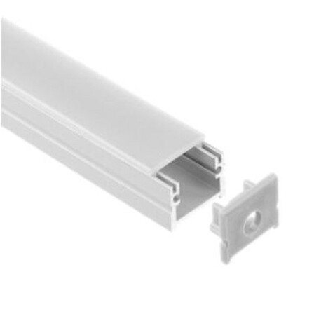 LED profile A030 end cap