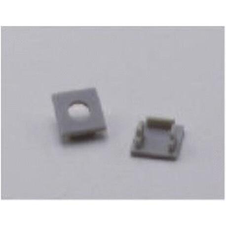 End cap for LED profile F024