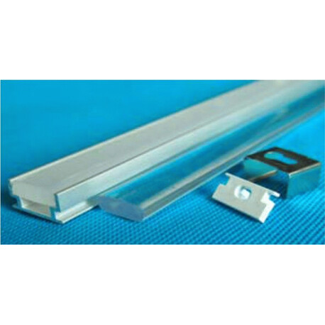 End cap for LED profile B013