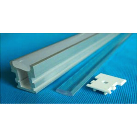 End cap for LED profile B030