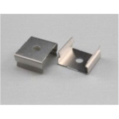 Fixing clip for LED profile A058