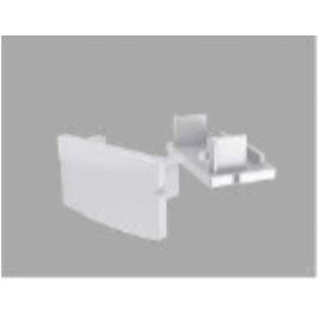End cap for LED profile A092