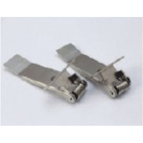 Fixing clip for LED profile B075