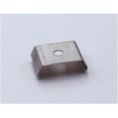 Fixing clip for LED profile C041