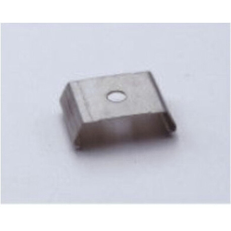 Fixing clip for LED profile C044