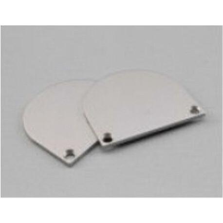 End cap for LED profile C062