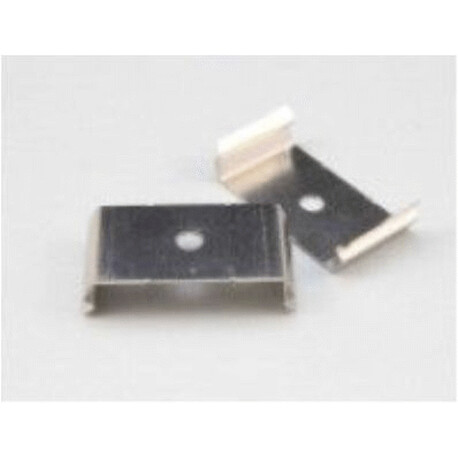 Fixing clip for LED profile C062