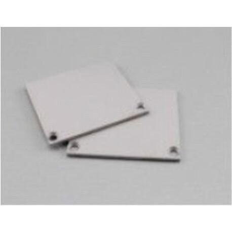 End cap for LED profile C063